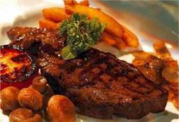 Fillet Mignon Grilled Steak