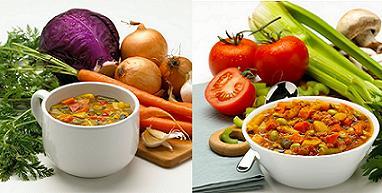 healthy vegetable soups