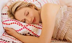 lose weight during sleep