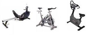 stationary exercise bicycles