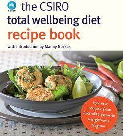the csiro diet book